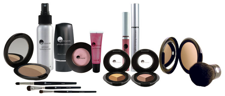 glo minerals makeup professional make application make up classes