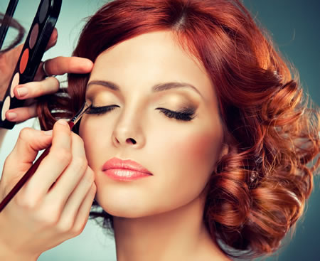 professional makeup for weddings, prom, special events. make up classes